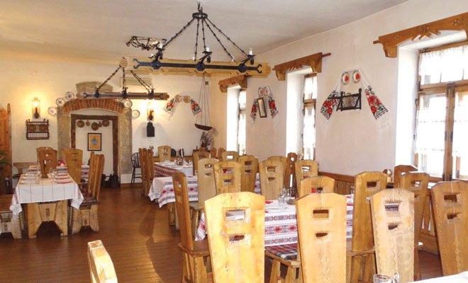 Pensiunea Casa Iurca de Calinesti(Sighet)