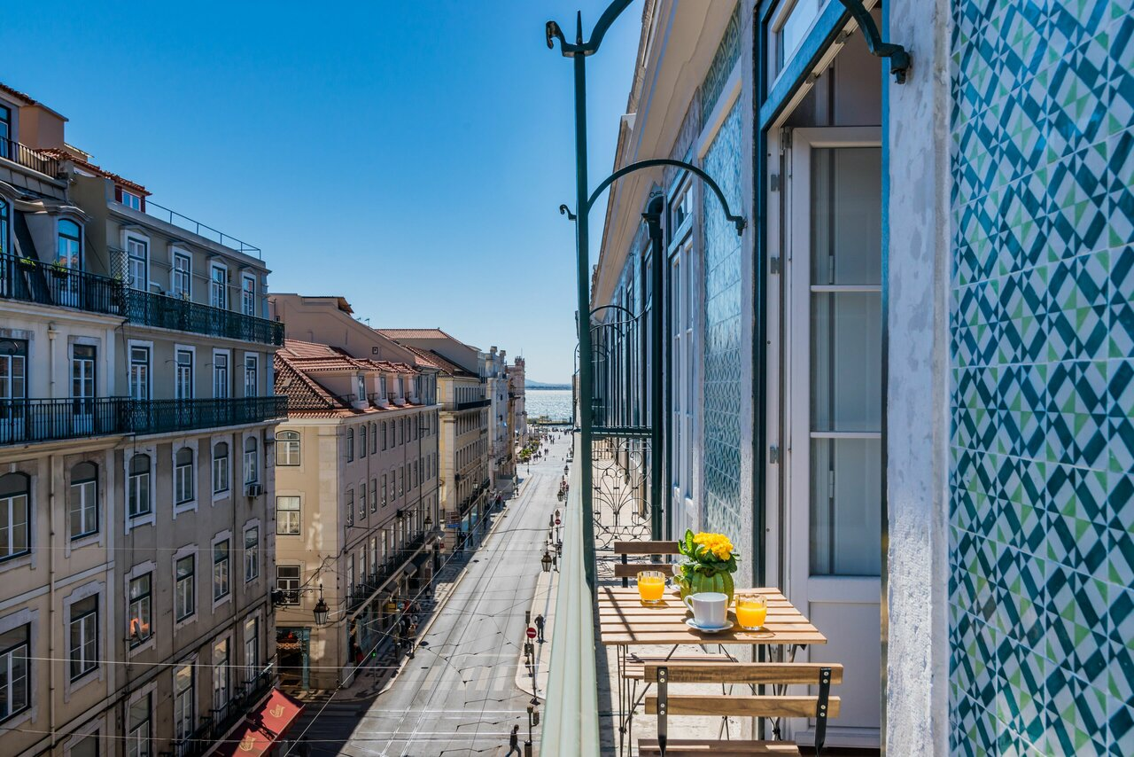 Life Is Good In Lisbon Baixa Apartment