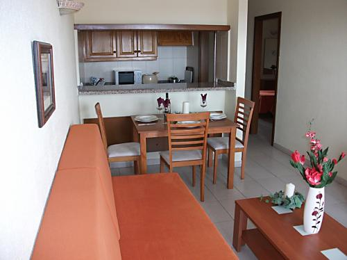 Apartamentos Caribe