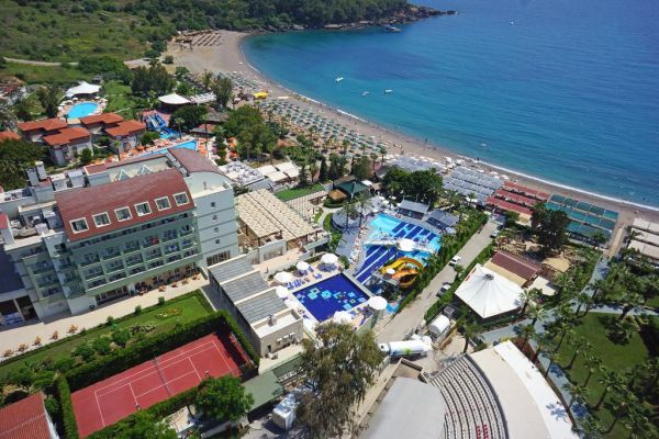 SEALIFE BUKET RESORT & BEACH HOTEL (ex ASKA BUKET RESORT)