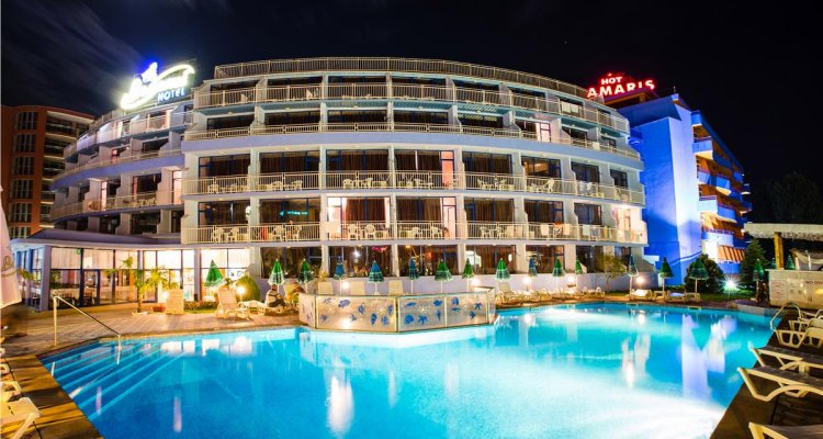 Hotel Bohemi - All Inclusive