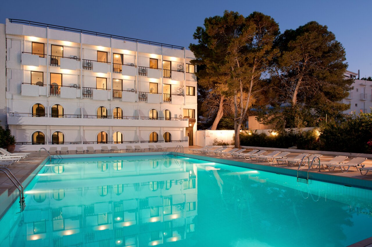 Heronissos Beach  Hotel