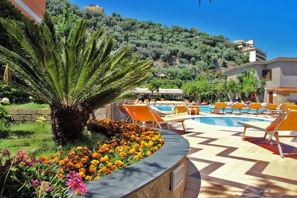 Grand Hotel Parco del Sole - Turism seniori