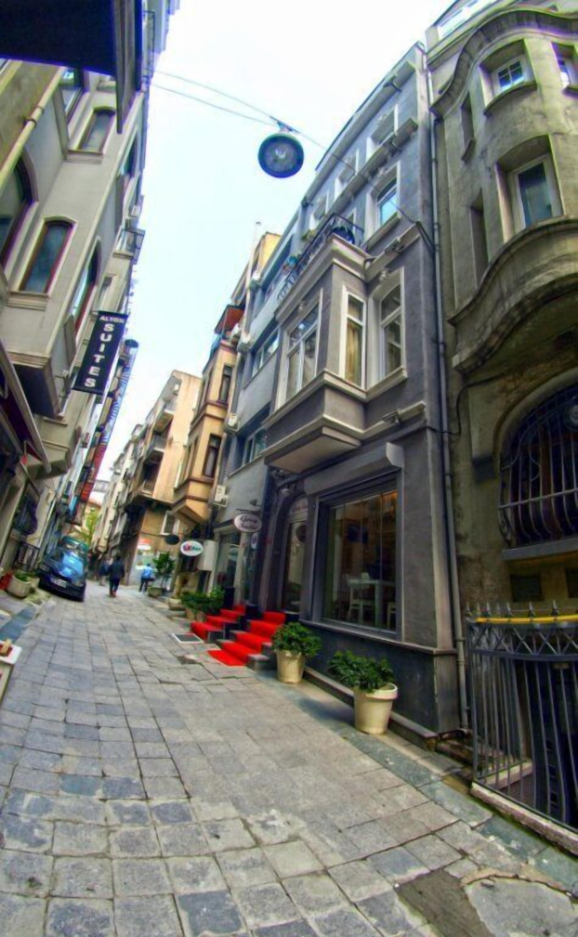 Ada Home's Taksim