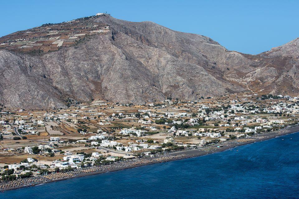 Samsons Village Santorini