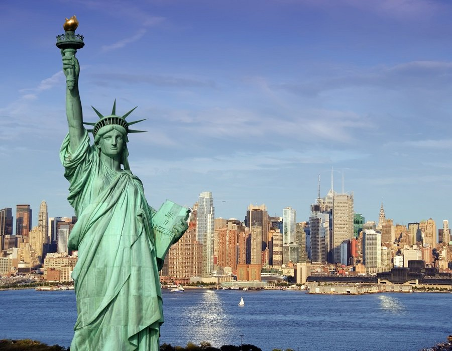 New York - Paste si vara 2020