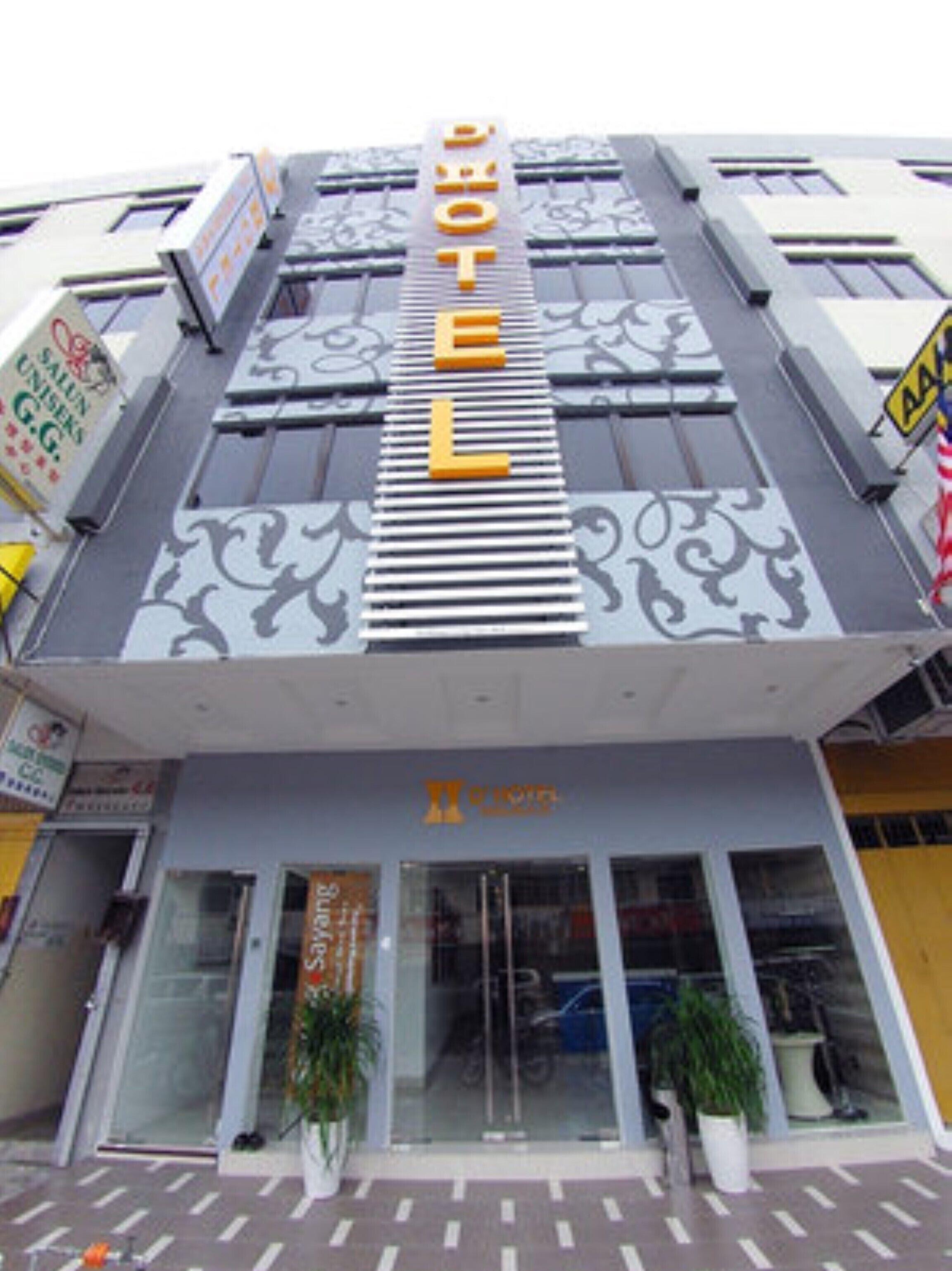 D`hotel Melaka