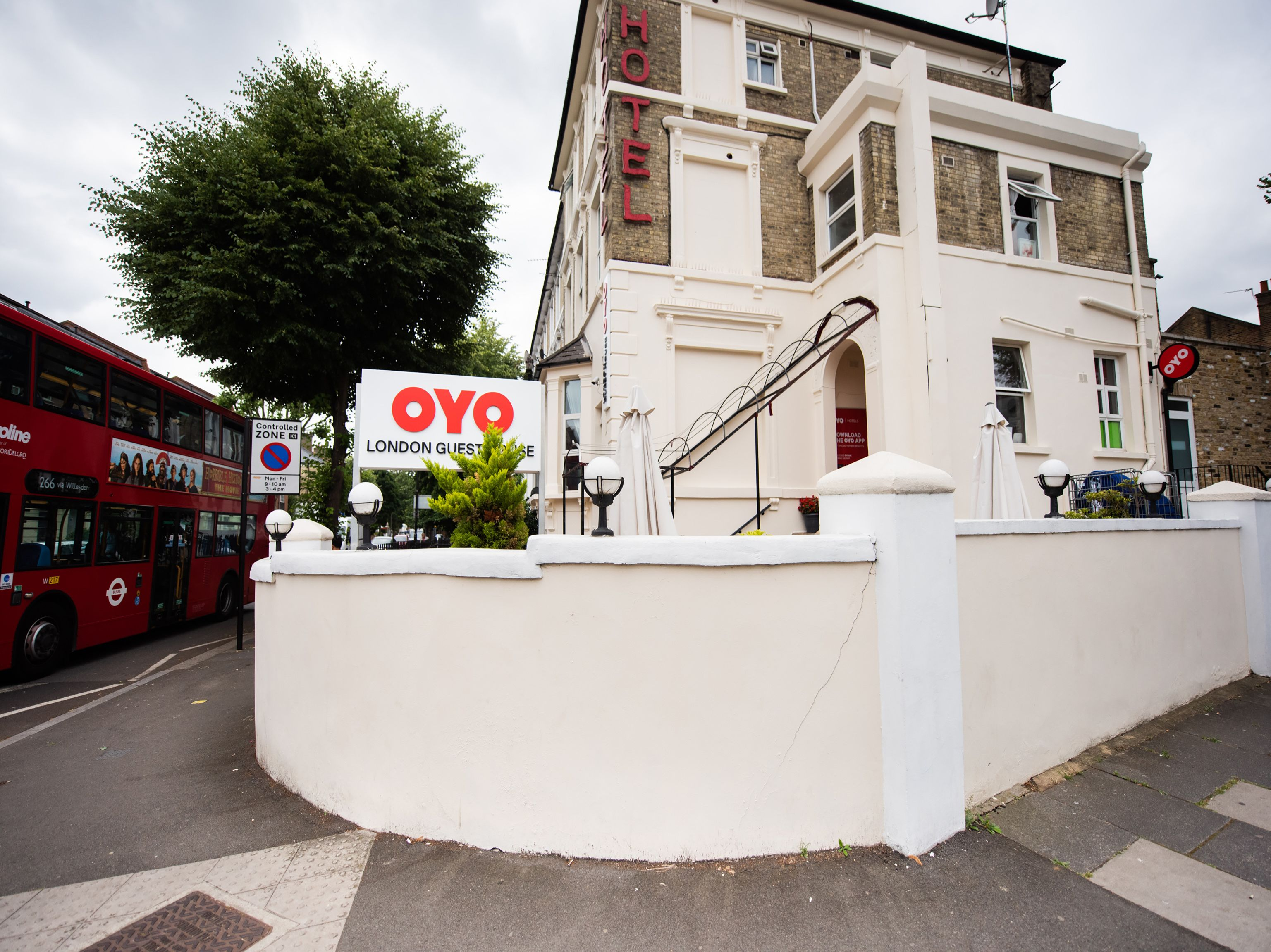 London Guest House Hotel
