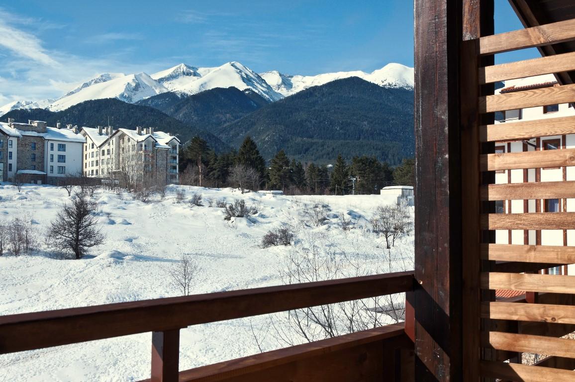 Green Life Ski & Spa Resort Main Building