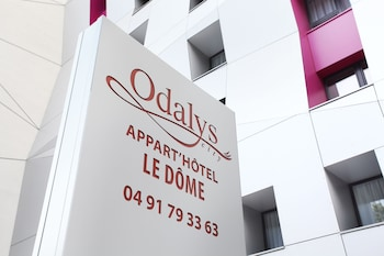 Appart'hotel Odalys Le Dome