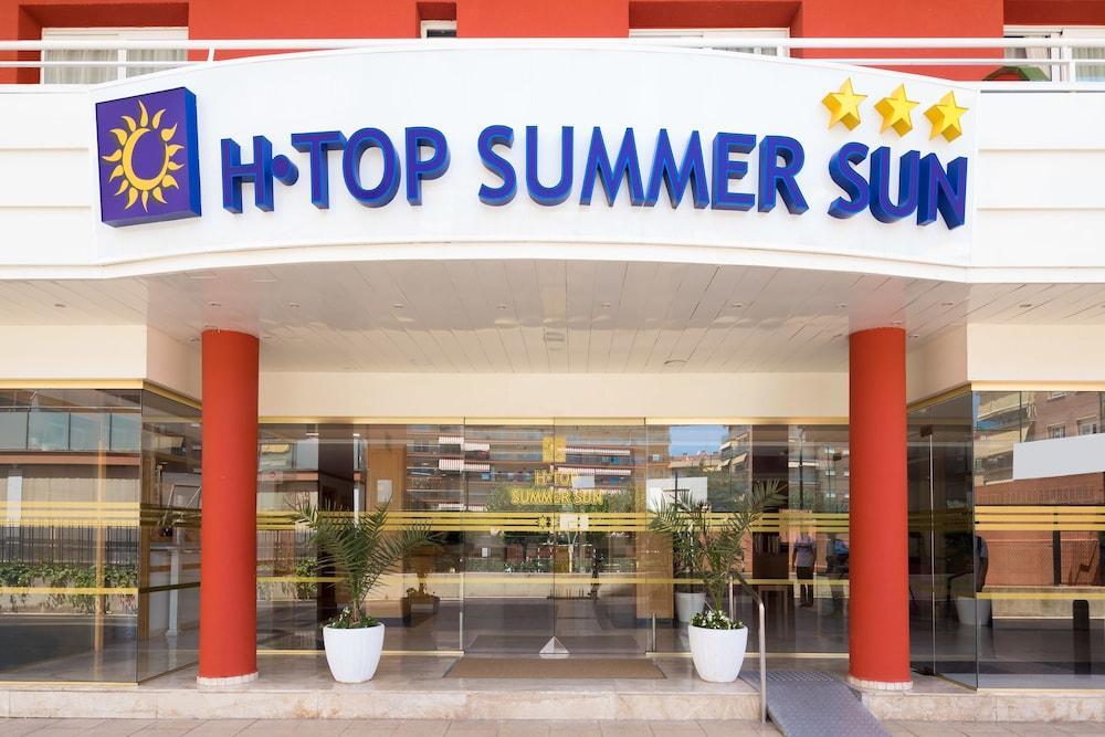 H Top Summer Sun