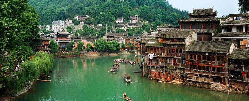 Amazing China, 12 zile - iunie 2021