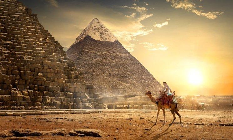 Pelerinaj Egiptul Mare