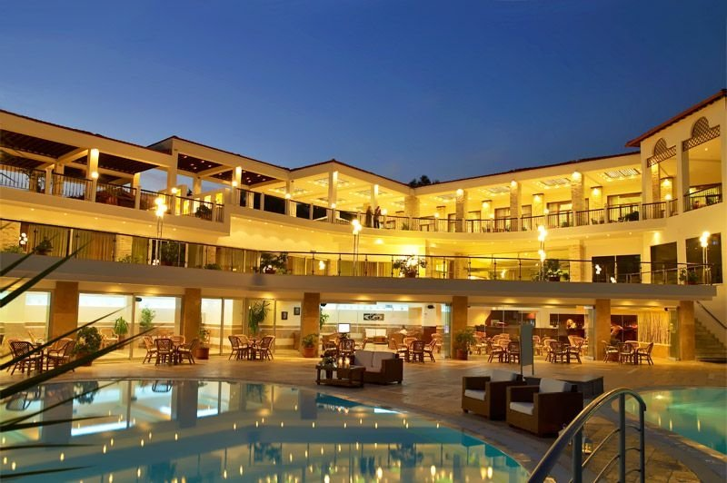 Alexandros Palace Hotel - Suites (Athos - Ouranoupol)