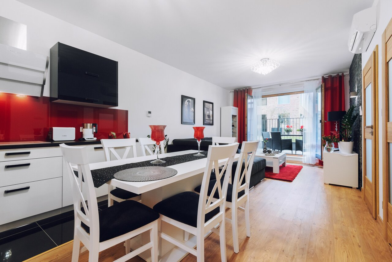City Lights Apartments - Lubicz 17a