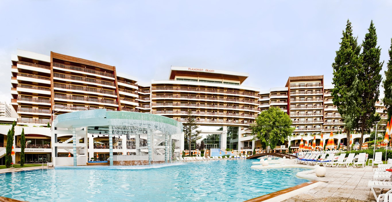 Flamingo Grand Hotel and SPA