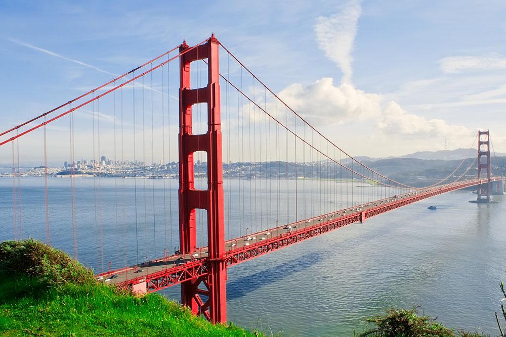 SUA Coasta de Vest si Parcurile Nationale