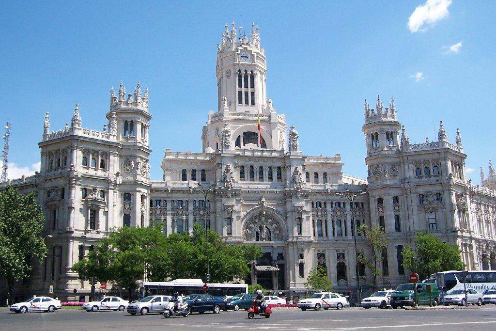 MADRID 2020 - 1 Decembrie