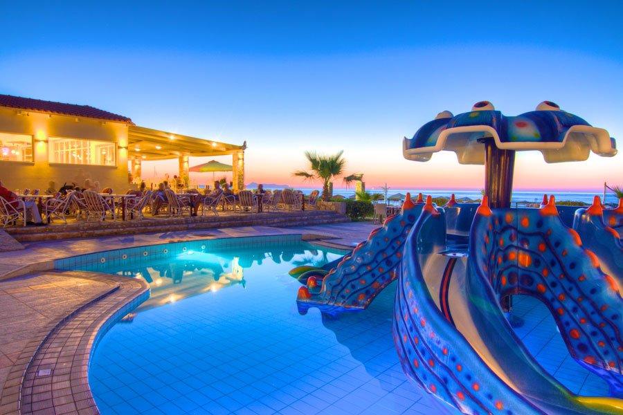 Dimitrios Village Beach Resort (K)