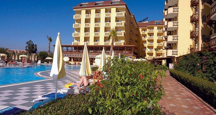 Hotel Titan Garden