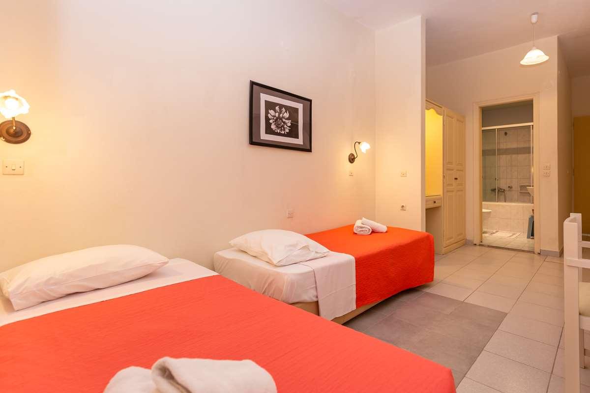 Across Omiros Hotel