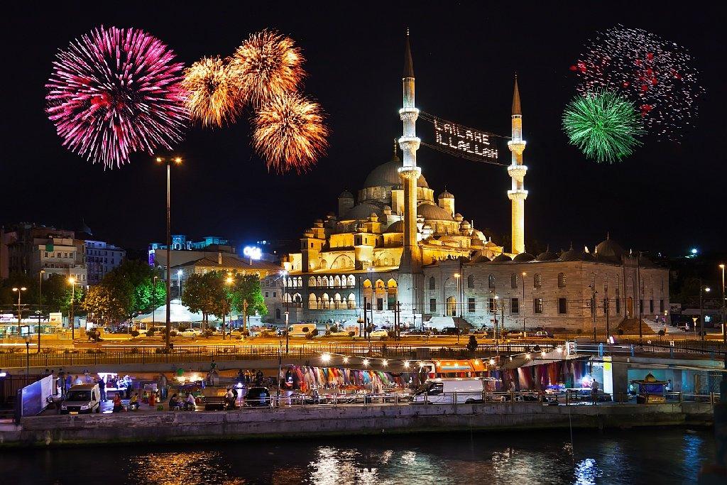 <b> Revelion Istanbul </b>