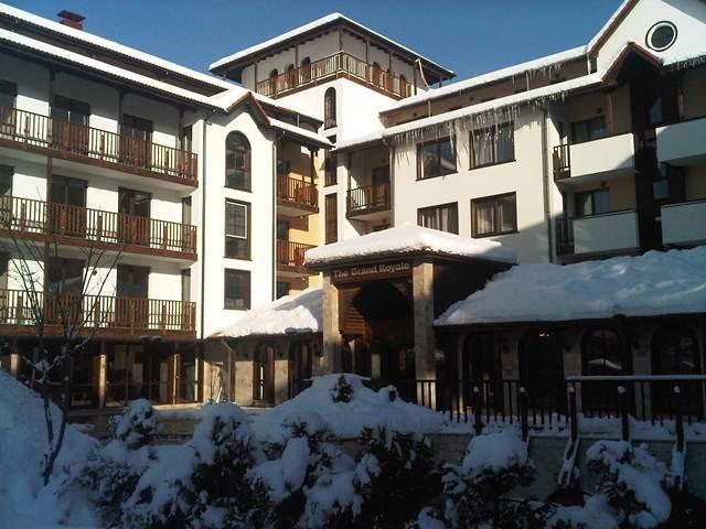 Grand Royale Apartments & Spa