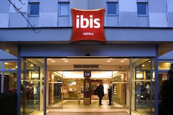 Ibis Paris Porte D'orleans