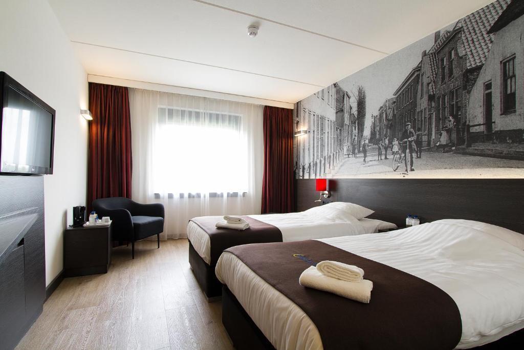 Bastion Hotel Amsterdam/noord