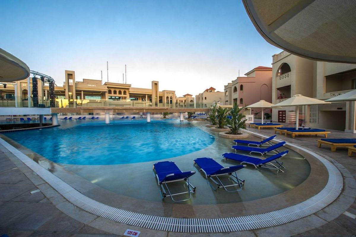 AQUA BLU RESORT (ex. ALBATROS SEA WORLD RESORT)