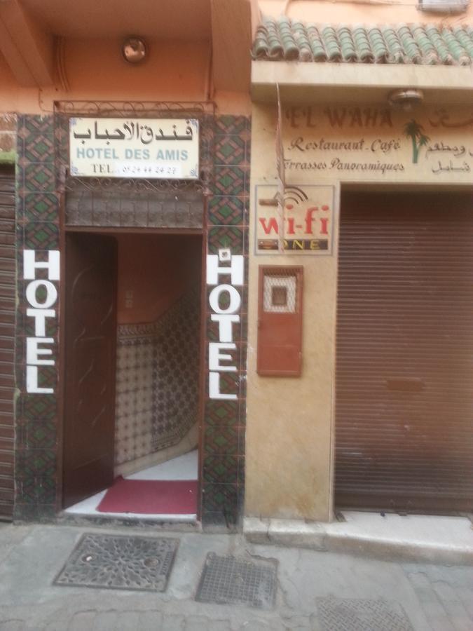 Hotel Des Amis