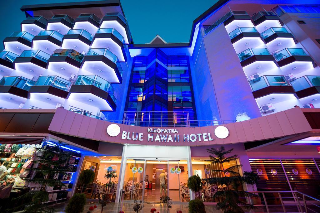KLEOPATRA BLUE HAWAI HOTEL