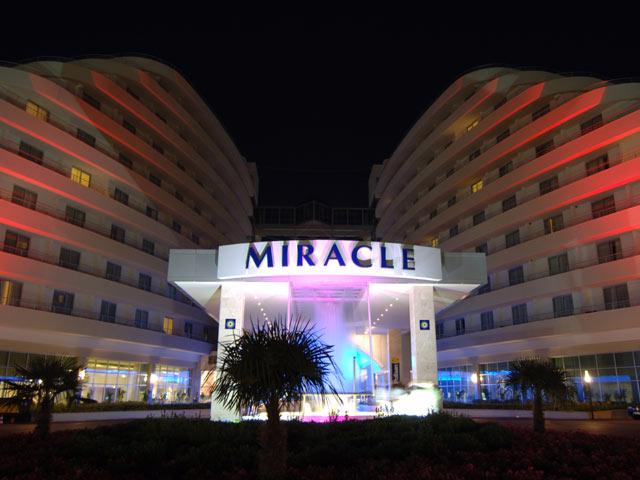 MIRACLE RESORT