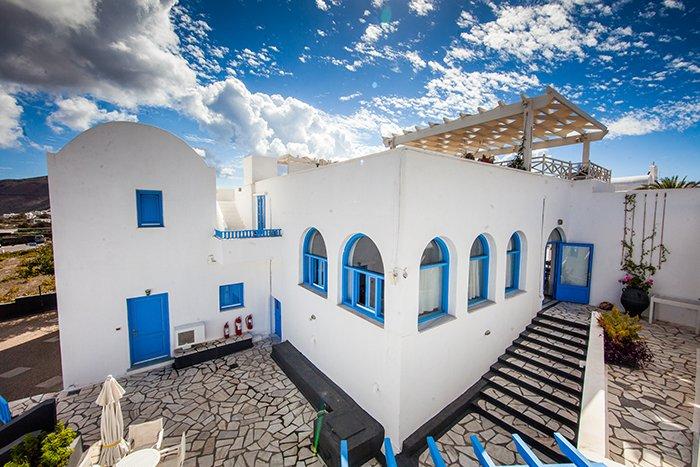 Laokasti Villas (Oia - Santorini)