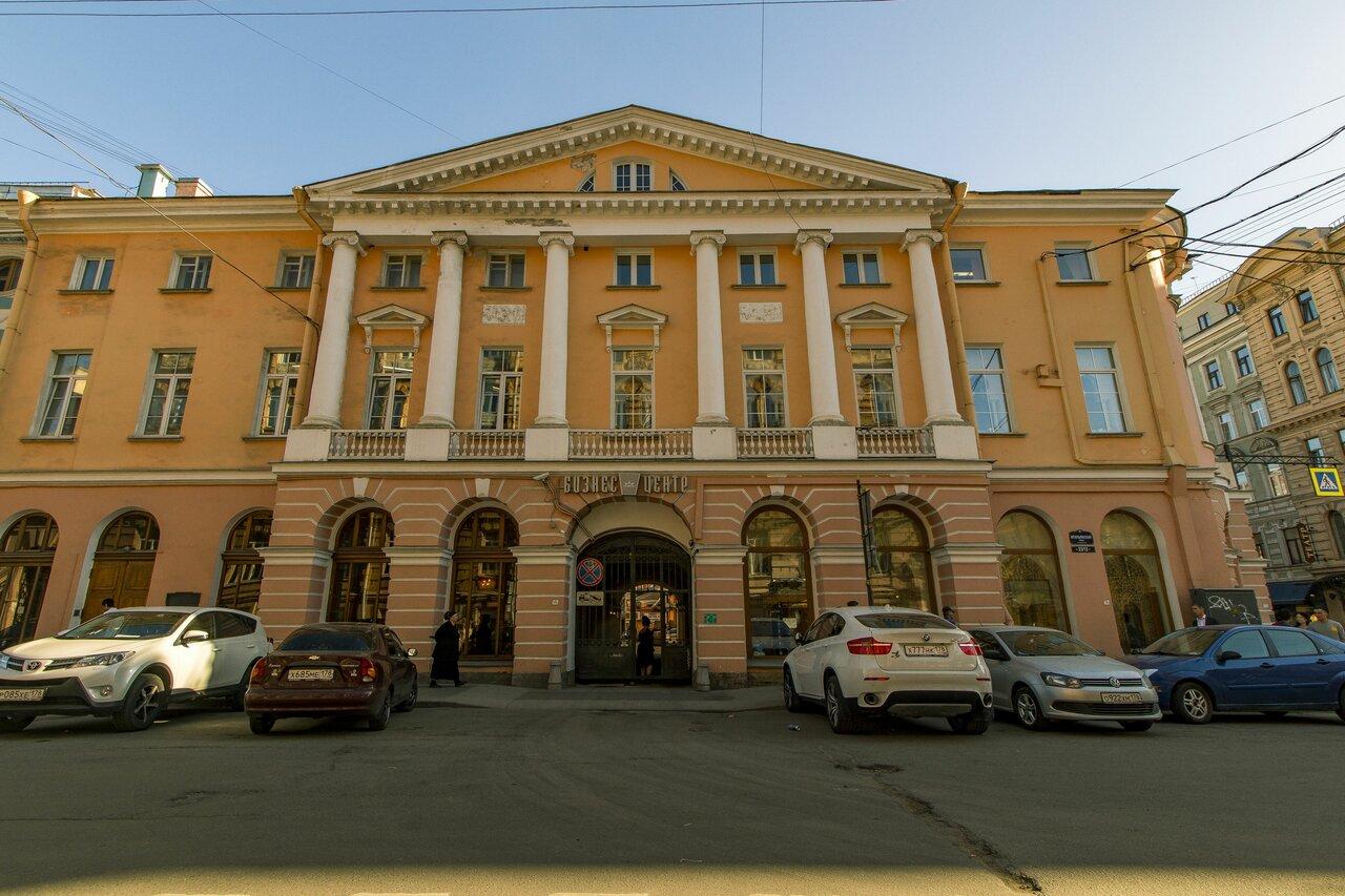 Nordkapp Sadovaya
