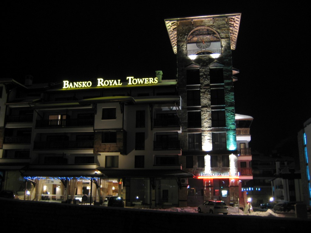 Royal Towers Apartments