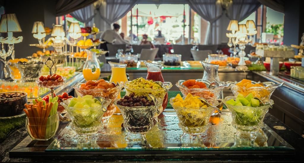 Hotel Sofitel Marrakech Lounge and Spa