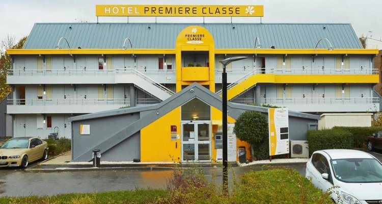 Premiere Classe Marne La Vallee - Torcy