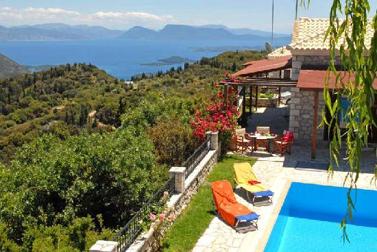 Lefkada Villas by XeniaResort - Vafkeri Village