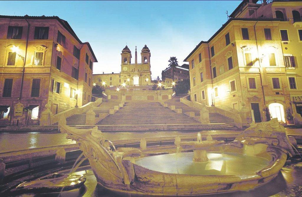 Royal Palace Luxury - Piazza di Spagna