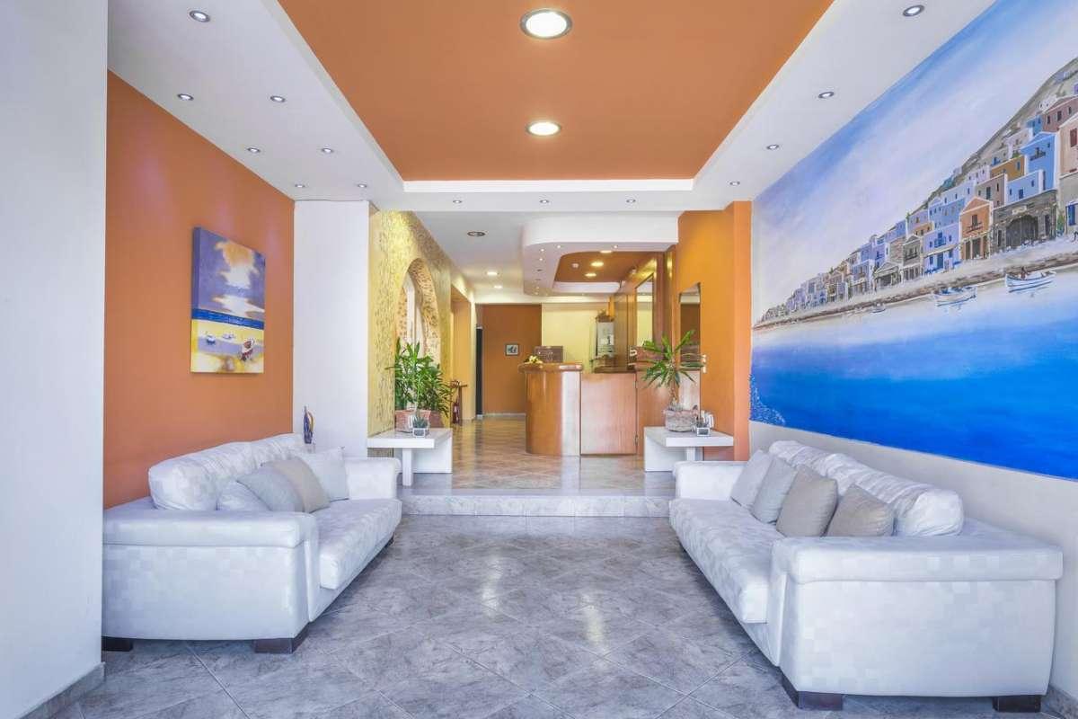 ALEA HOTEL STUDIOS