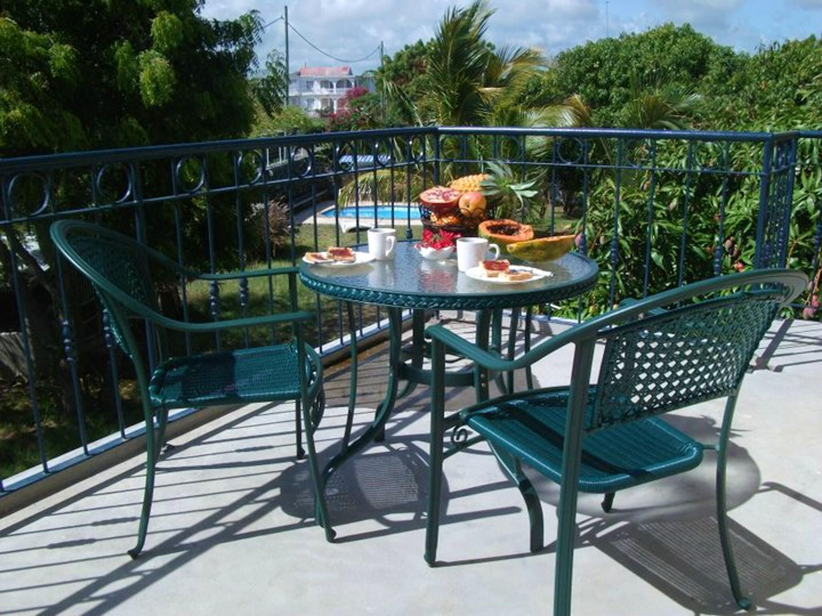 Apartment With 2 Bedrooms In Grande Gaube,  With Pool Access,  Enclosed