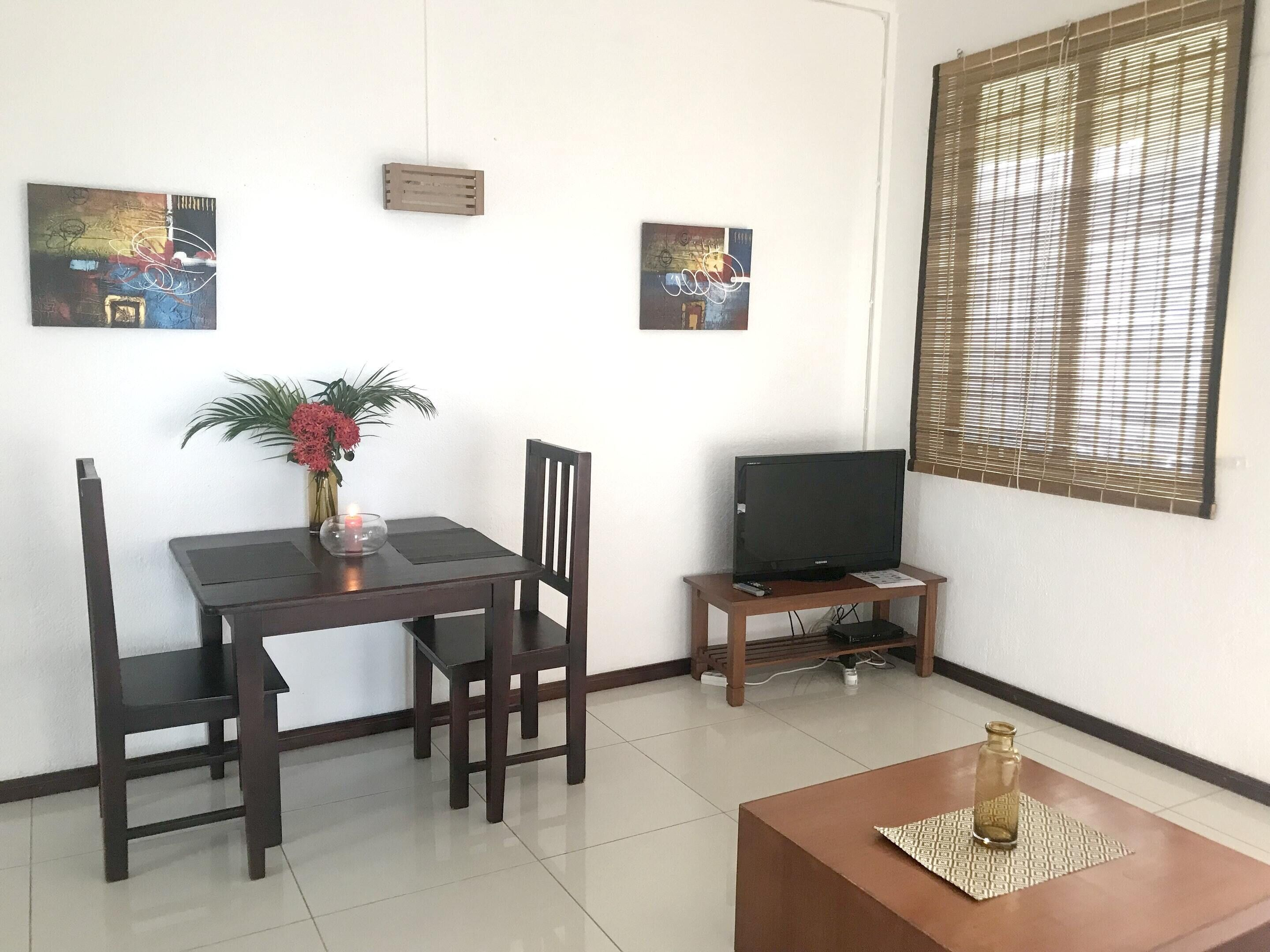 Apartment With One Bedroom In Pereybere,  With Pool Access And Wifi