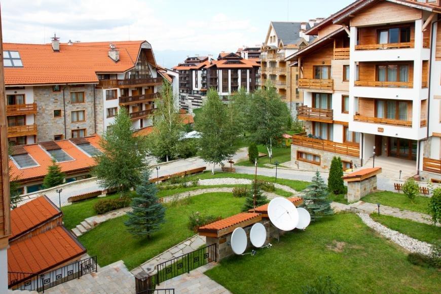 SAINT IVAN RILSKI HOTEL & APARTMENTS