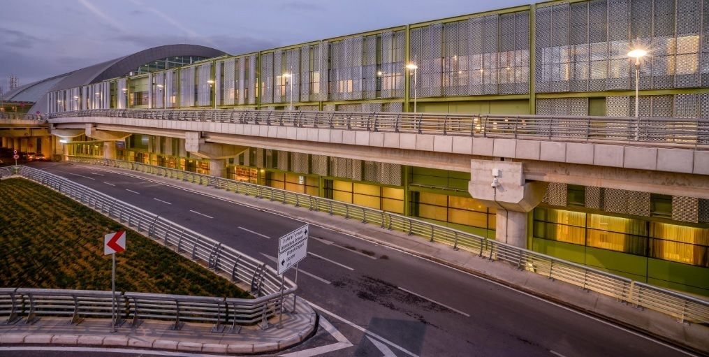 Tav Airport Izmir
