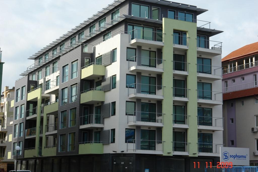 Botabara-Atlantic Apartments