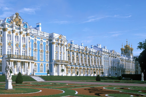 MOSCOVA, Ringul de Aur -Novgorod si ST. PETERSBURG avion