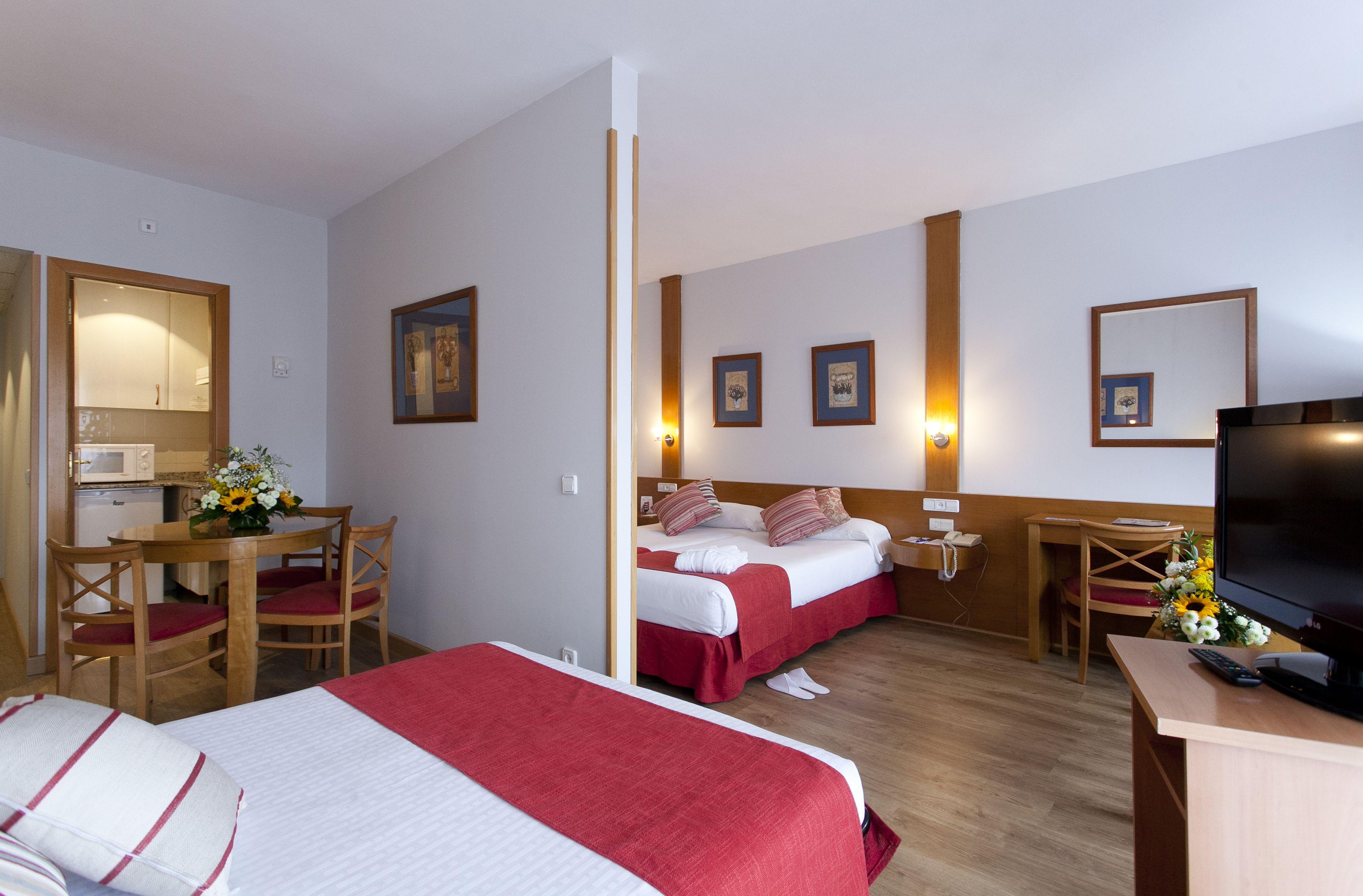 Aparto-suites Muralto
