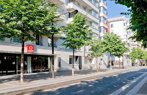 Adagio Paris Buttes Chaumont