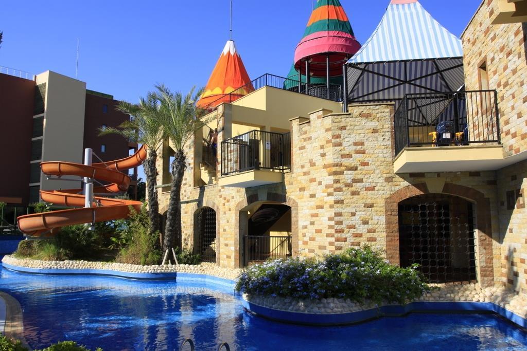PEGASOS ROYAL HOTEL